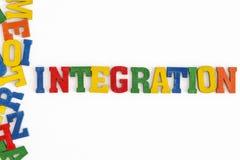 integration stockfoto
