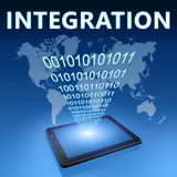 Integration Royalty Free Stock Images