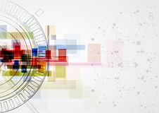 Integration and innovation technology Royalty Free Stock Images