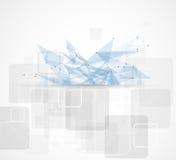 Integration and innovation technology. Integration and innivation technology. Best ideas for Business presentation model Royalty Free Stock Photography