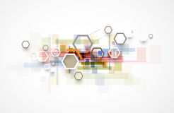 Integration and innovation technology Royalty Free Stock Photos