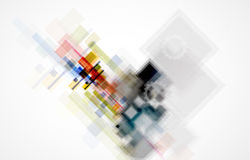 Integration and innovation technology Stock Photography