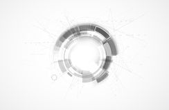 Integration and innovation technology Stock Photo