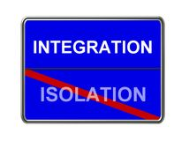 Integration not Isolation