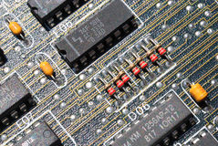Integrierte Schaltung 2 Lizenzfreies Stockfoto
