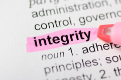 Integrity Stock Images