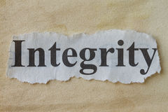 Integrity Stock Photos