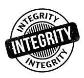 Integrity rubber stamp Stock Photos