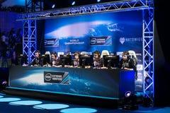Intel Extreme Masters 2014, Katowice, Poland Stock Photos