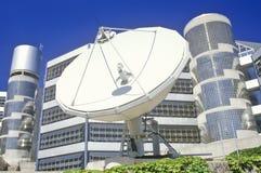 Intel Satellite Building, Washington, DC Royalty Free Stock Photography