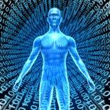 Inteligencia artificial stock de ilustración