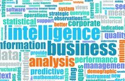 Inteligencia empresarial Fotos de archivo