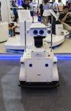 Inteligencja robot w 2016 Chengdu innowaci i przedsiębiorczość jarmarku Fotografia Stock