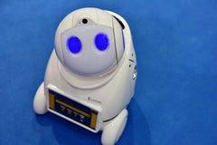 Inteligentny robot Obrazy Stock