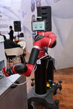 Inteligentny robot Obrazy Royalty Free