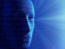 Inteligência artificial Fotografia de Stock