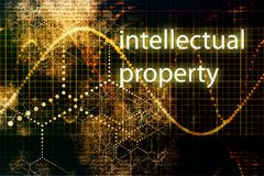 Intellectual Property royalty free stock photos
