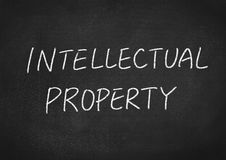 Intellectual property Stock Photography