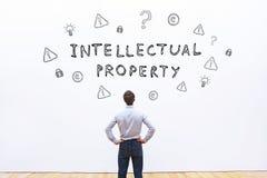Intellectuele eigendom royalty-vrije stock foto