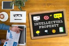 Intellectuele eigendom royalty-vrije stock afbeeldingen