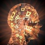 Intelligence artificielle Images libres de droits