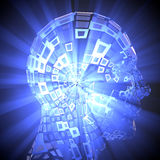 Intelligence artificielle Photographie stock