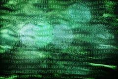 Intelligence artificielle abstraite image stock