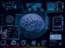 Intelligence artificielle photos stock