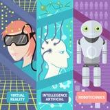 Intelligence artificielle, réalité virtuelle et