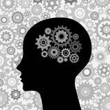 Intelligence brain Stock Photos