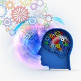 Intelligence Concept Royalty Free Stock Images
