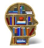 Intelligence 3D Image libre de droits