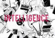 Intelligence Ideas Creativity Imagination Light Bulb Concept Stock Images