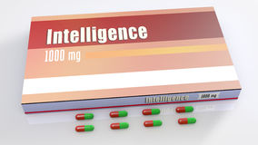Intelligence medicines Stock Photo