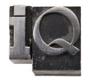 Intelligence quotient - IQ acronym Royalty Free Stock Image