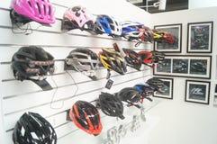 Intelligent helmet Stock Photo