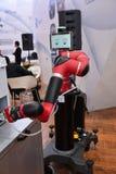 Intelligent robot Royaltyfria Bilder