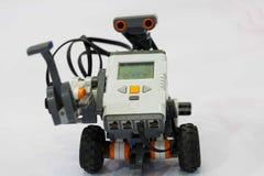 Intelligent robot Royalty Free Stock Photo