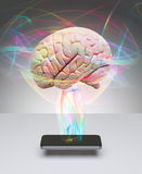 Intelligent smart phone Stock Photos