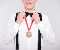 Intelligent Student Royalty Free Stock Photos
