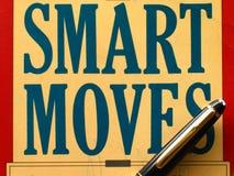 Intelligente Bewegungen Lizenzfreie Stockbilder