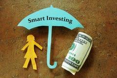 Intelligente Investierung Lizenzfreies Stockfoto
