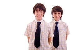 Intelligente Kinder Stockfotografie