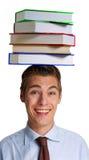 Intelligente student. Royalty-vrije Stock Foto