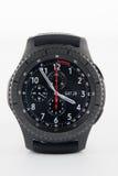 Intelligente Uhr Samsungs-Gangs S3 Lizenzfreies Stockfoto