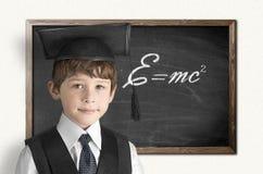 Intelligenter Junge Lizenzfreie Stockbilder