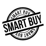 Intelligenter Kaufstempel stock abbildung