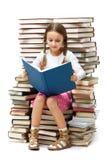 Intelligenter Leser Stockbild