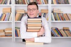 Intelligenter Student lizenzfreies stockbild