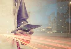 Intelligentes Mobiltelefon Stockbild